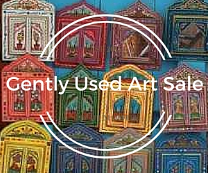 Gently Used Art Sale: Find Pre-Loved Materials for Your Masterpiece | Richland, WA