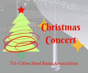 21st Annual Tri-Cities Steel Band Association Christmas Concert: An Evening of Steel Drum and Marimba in Richland, WA