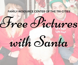 Free Pictures with Santa | Family Resource Center of the Tri-Cities, Pasco