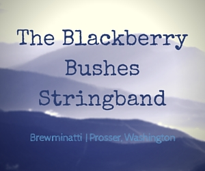 The Blackberry Bushes Stringband | Prosser, Washington at Brewminatti