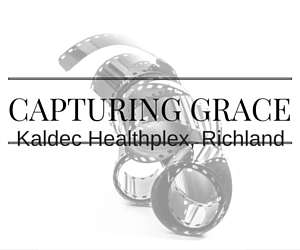 Capturing Grace at Kaldec Healthplex in Richland