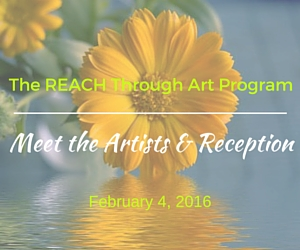 REACH Through Art - Meet the Artists & Reception | Richland, WA
