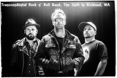 Transcendental Rock n' Roll Band, The Shift In Richland, Washington