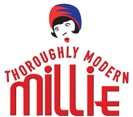Thoroughly Modern Millie At Hanford High Auditorium Richland, Washington