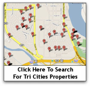 Kennewick, Richland, Pasco, West Richland Washington Home Search