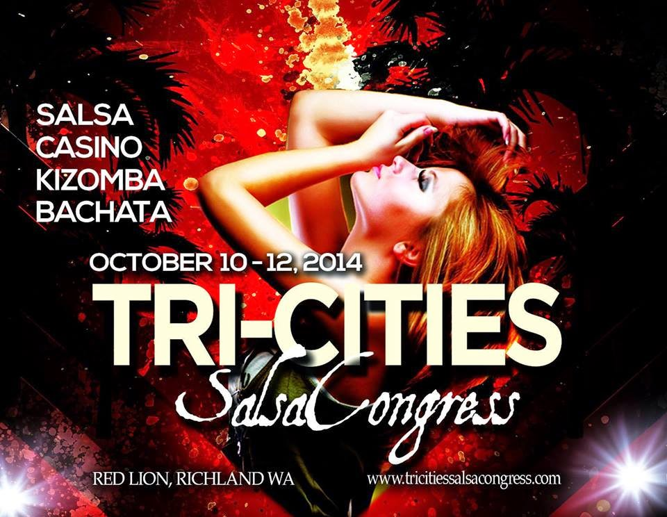2nd Annual Tri-Cities Salsa Congress In Richland, Washington