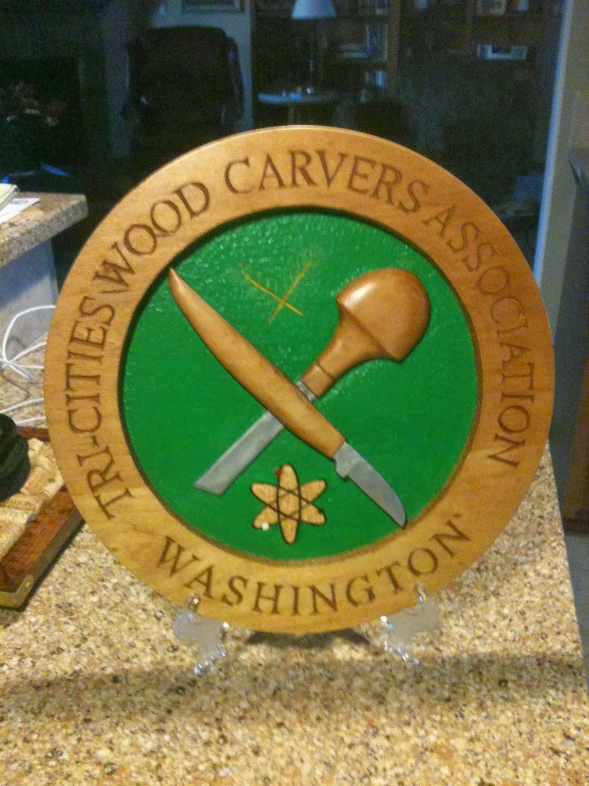 Tri-Cities Wood Carvers - Artistry In Wood Show In Kennewick, Washington