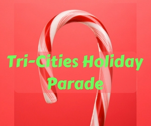 Tri-Cities Holiday Parade: Put On the Holiday Exuberance at the Columbia Center in Kennewick