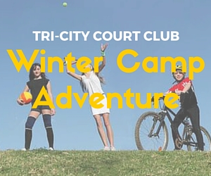 Tri-City Court Club's Winter Adventure Camp in Kennewick
