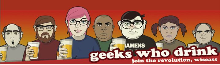 Geeks Who Drink - Trivia Night At The Emerald of Siam Richland, Washington