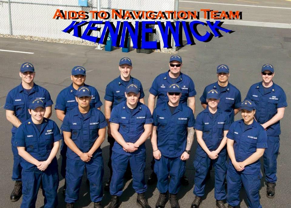 U.S. Coast Guard Open House Clover Island Kennewick, Washington