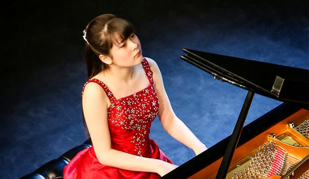 Community Concerts Presents Pianist Umi Garrett In Pasco, Washington