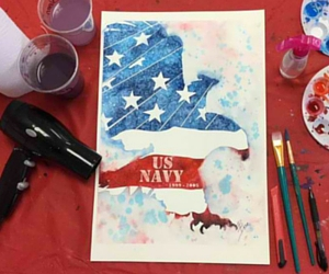 Wet Palette Paint Party Featuring the American Eagle: Your Own Representation of Freedom and Strength on a Painting | RIchland, WA