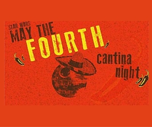 May the Fourth Cantina Night: Star Wars Fun Evening | Joint Effort of Mid-Columbia Libraries and The Rude Mechanicals in Richland, WA