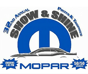 Mid-Columbia Mopar's 32nd Annual Show N' Shine Car Show: Feast Your Eyes on Handsome Vehicles, Put Yours on Display, and Win Prizes | Howard Amon Park in Richland, WA