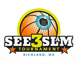 See 3 Slam Basketball Tournament Presented by Tri-City Sunrise Rotary and the City of Richland, WA