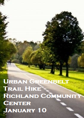Urban Greenbelt Trail Hike At The Richland Community Center Richland, Washington