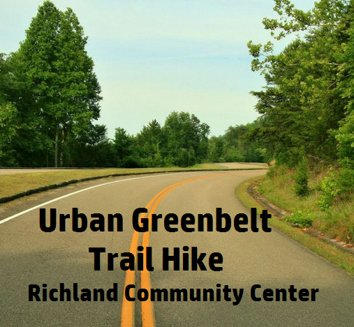 Richland Community Center's Urban Greenbelt Trail Hike Richland, Washington