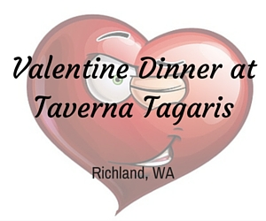 Tagaris Wines' Valentine Dinner | Richland, WA