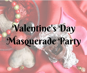 Valentine's Day Masquerade Party | Nomad Kitchen & Lounge, Kennewick