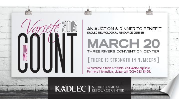 Variété Dinner & Auction Three Rivers Convention Center Kennewick, Washington
