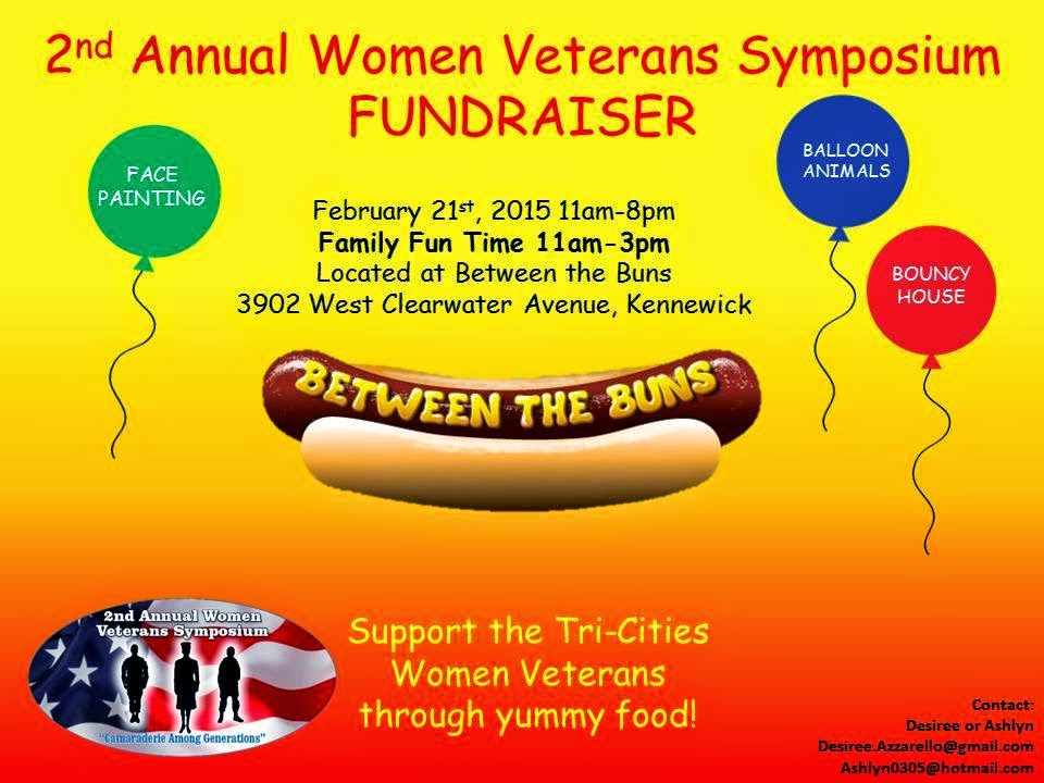 2nd Annual Women Veterans Symposium Fundraiser In Kennewick, Washington