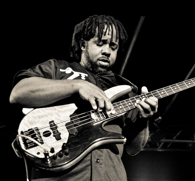 Bass Player Victor Wooten Perform At HHS Richland, Washington