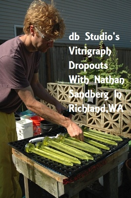 db Studio's Vitrigraph Dropouts With Nathan Sandberg In Richland,Washington