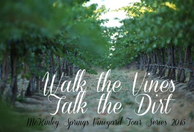 35th Vineyard Anniversary Celebration: Walk the Vines Talk the Dirt Tour Prosser, Washington