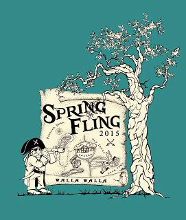 Walla Walla Spring Fling Pioneer Park Walla Walla, Washington