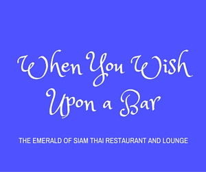 Geeks Who Drink Themed Quiz : When You Wish Upon a Bar, A Disney Quiz | The Emerald of Siam Thai Restaurant and Lounge in Richland, WA