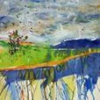 "Wine And Watercolors - ""Roots of Life"" Benton City, Washington"