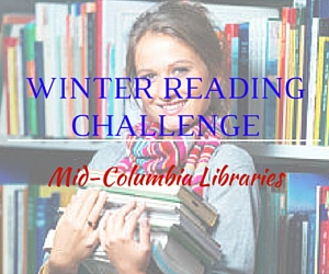 Mid-Columbia Libraries' Winter Reading Challenge