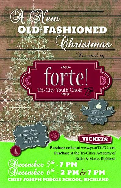 Tri-Cities Youth Choir Presents