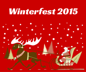 Winterfest At The Uptown Shopping Center In Richland, Washington
