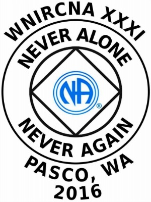Narcotics Anonymous - Washington Northern Idaho Regional Convention 31: Never Alone, Never Again | Pasco, WA