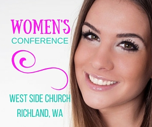 West Side Church 2016 Women's Conference with Speaker Joanna Weaver, Author of