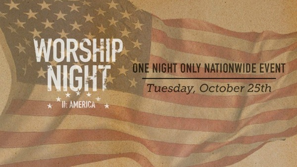 Worship Night in America: An Evening of Unity and Prayer For Our Country Featuring Chris Tomlin | Kennewick