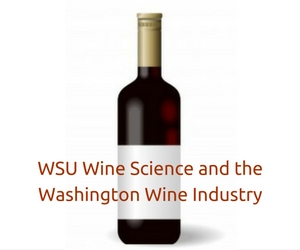 WSU Wine Science and the Washington Wine Industry at Richland Washington Public Library