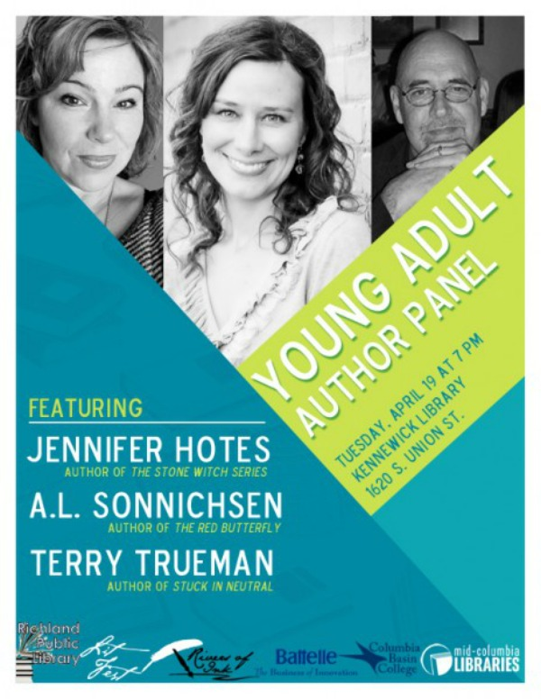 Mid-Columbia Libraries and LitFest Present: Young Adult Author Panel - An Author Event for All Ages | Kennewick