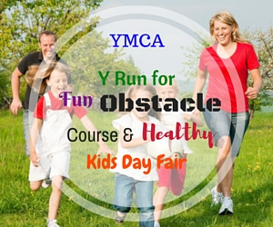 The 'Y Run for Fun Obstacle Course & Healthy Kids Day Fair': Getting Into Physical Activities Lead to Healthy Living | YMCA in Richland, WA
