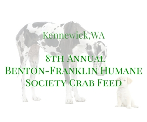 18th Annual Benton-Franklin Humane Society Crab Feed | Kennewick