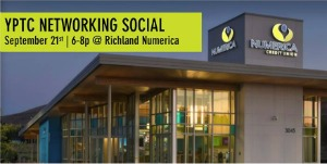 Young Professionals Tri-Cities' September Social Sponsored in Richland, WA