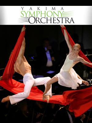 Cirque de la Symphonie At The Capitol Theatre Yakima, Washington