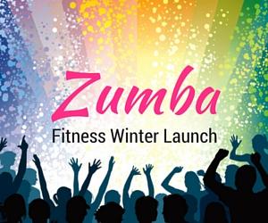 Zumba Fitness Winter Launch: Shaking Off Unsightly Fats the Fun Way| Kennewick