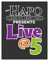 2019 Hapo Community Credit Union 'Live @ 5' Summer Concert Series: An All-in-One Family Gathering | John Dam Plaza, Richland, WA