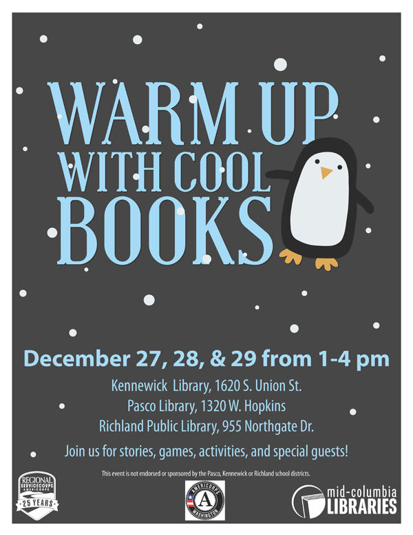 Warm Up with Cool Books
