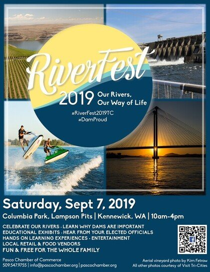 Riverfest at Columbia Park Lampson Pits Kennewick Washington