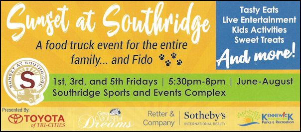 Sunset at Southridge | A Food Truck Family Event | Southridge Sports & Events Complex
