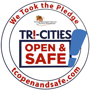 Our Covid-19 Pledge | The Lane Real Estate Team is 1 Tri-Cities Washington Business Open and Safe